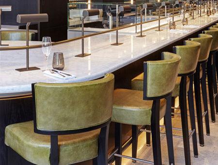 'Grande Cafe' Stool