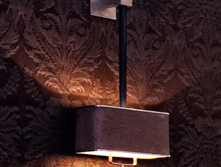'Handsome M' Wall Light
