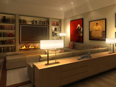Private London Residence
